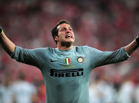 Inter, Julio Cesar rivela: 'C'è la chat del Triplete, Mourinho scrive sempre...'
