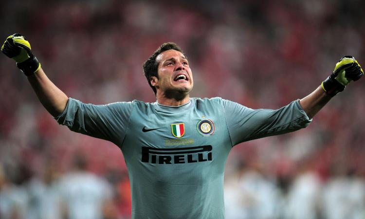 Julio Cesar: 'Buffon? Avrebbe meritato la Champions League'