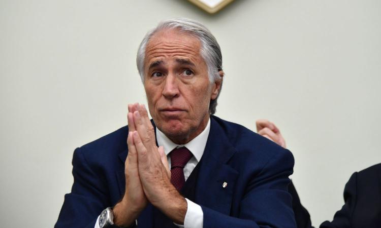 Malagò: 'Stadi nuovi? A Milano c'è fermento'