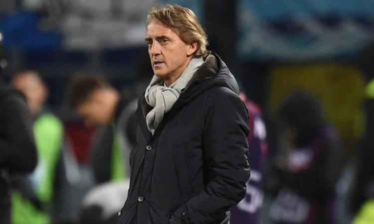 Zenit, Mancini: 'Abbiamo dominato. Presto per vincere Europa League'