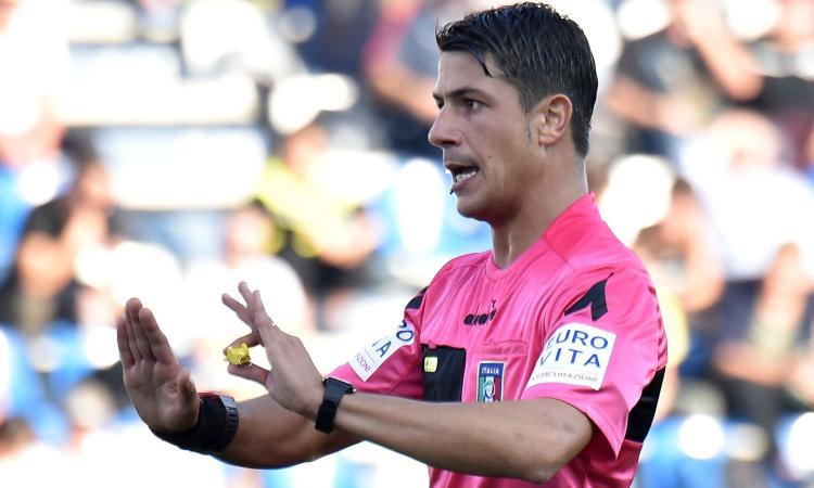 Genoa-Milan: il Var è Manganiello, ecco arbitro e assisteni