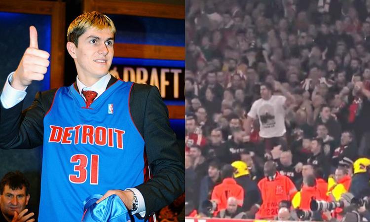 Momenti Di Gioia: Milicic, dal draft e il titolo NBA ad ultrà della Stella Rossa