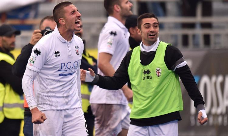 Pro Vercelli, Legati: 'Col Parma approccio diverso, ma quell'espulsione...'