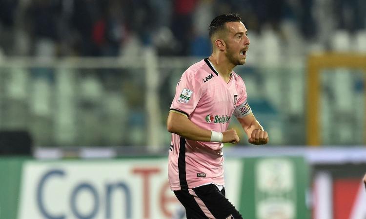 Palermo-Ascoli 4-1: il tabellino VIDEO