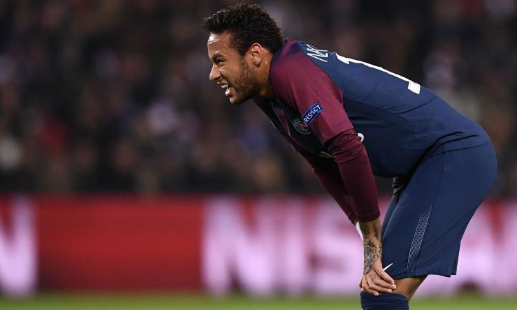 Illusione Neymar: ha spaccato il PSG e se arriva Conte può davvero partire