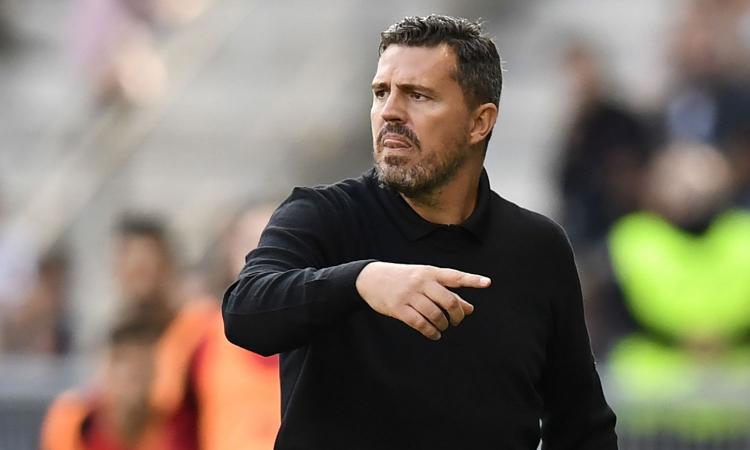 Ligue 1, il Reims verso un cambio in panchina