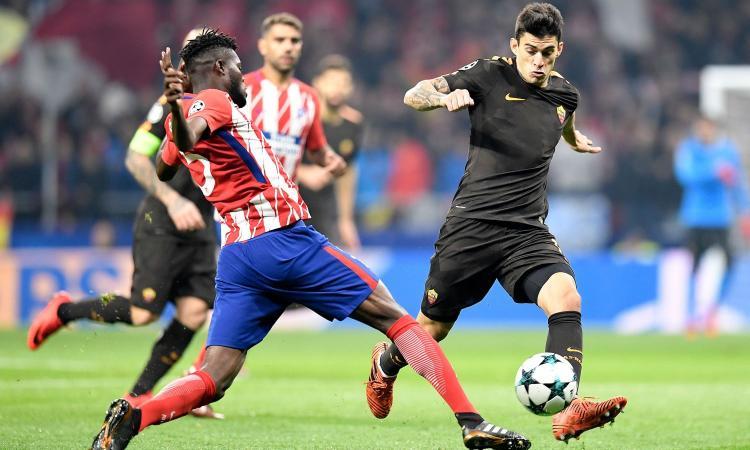 Atletico Madrid-Roma, le pagelle di CM: Gerson tenero, Perotti a sprazzi