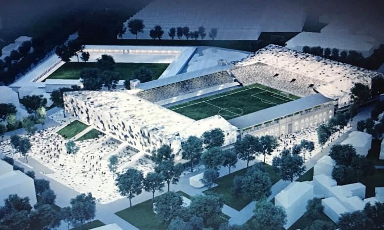 Atalanta, stadio: 'Entro l'anno il permesso di costruire; curve a 22 metri'