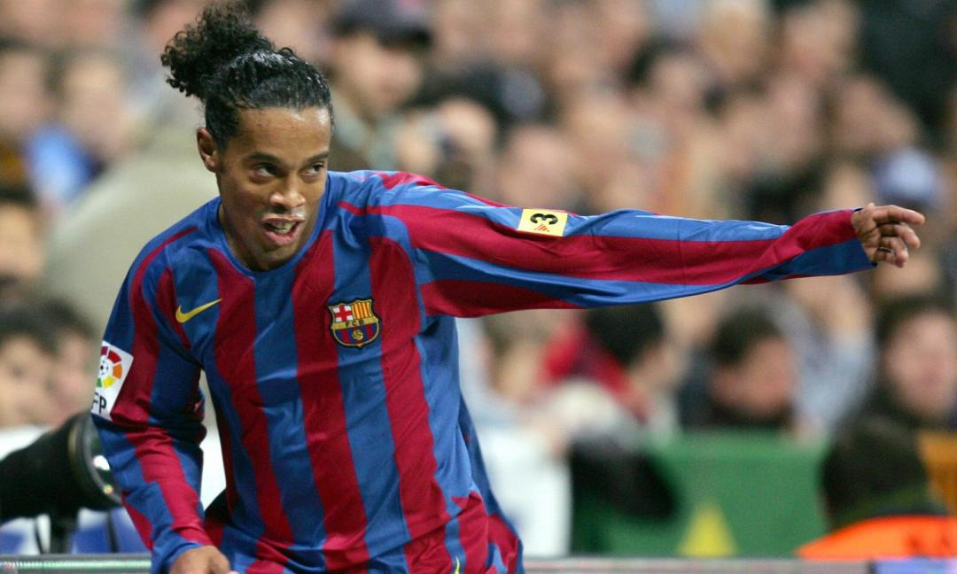 Ronaldinho: Houdini del Calcio