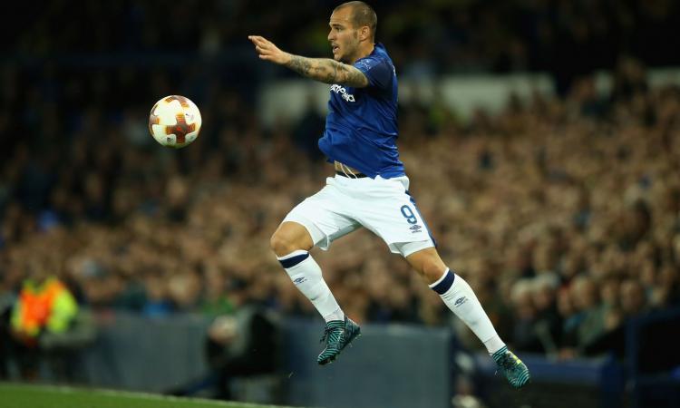 Sandro fatica all'Everton, l'Inter ci pensa