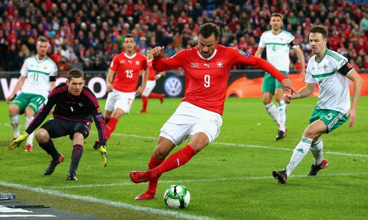 La Svizzera ferma il Brasile ai Mondiali...come nel 2009: ecco chi c'era!