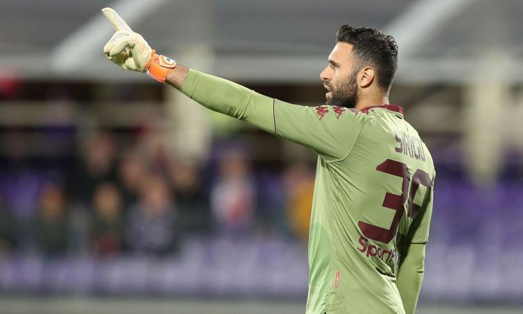 Torino, con Mancini ct Sirigu può tornare in Nazionale