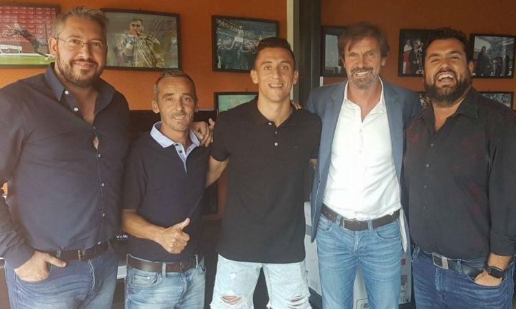 Idolo Di Maria, sponsor Rui Costa: con Gattuso brilla la stella Tiago Dias