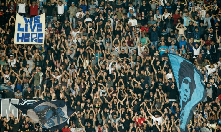 Napoli-Juve, UFFICIALE: riparte la vendita dei biglietti