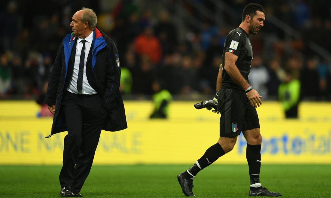 Buffon e il Mondiale svanito: ci mancherai, Gigi