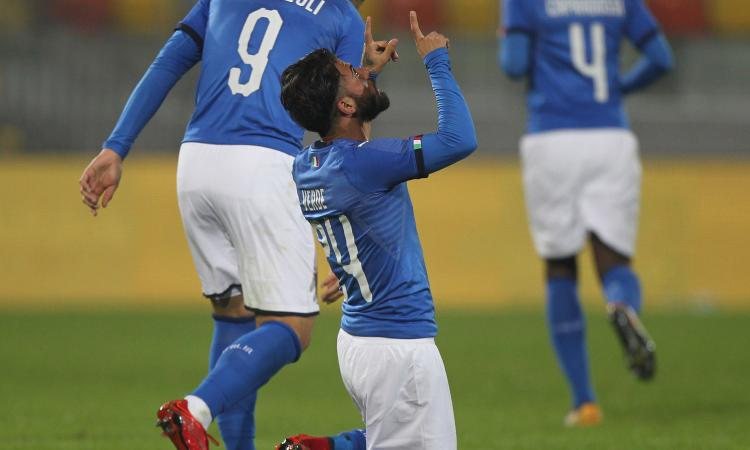 Under 21, Italia-Russia 3-2: Cutrone sbaglia un rigore, decide Orsolini VIDEO