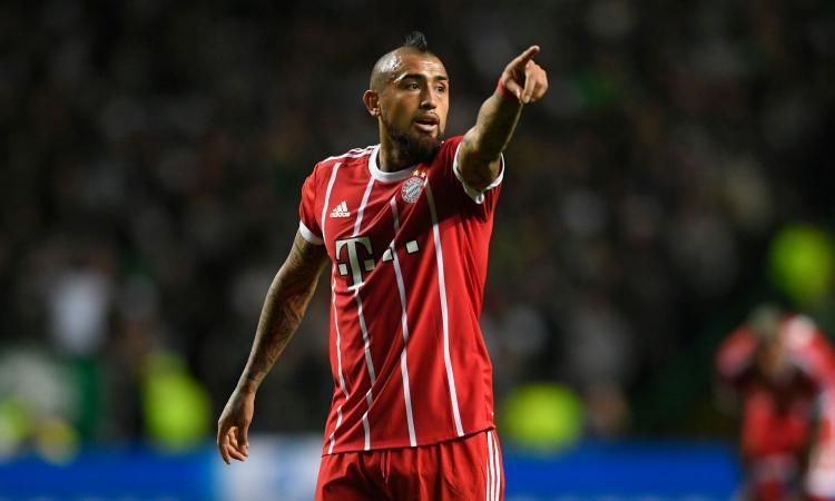 Bayern, UFFICIALE: stagione finita per Vidal