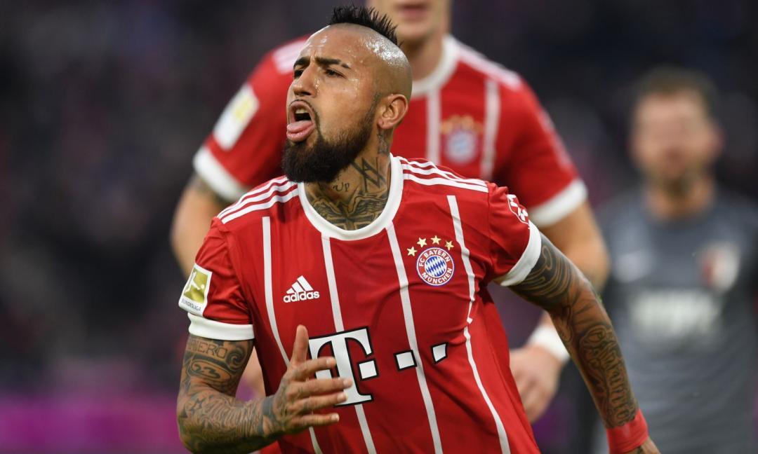 Altro cileno dopo Sanchez: Mou vuole Vidal!