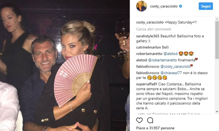 Bobo Vieri diventa papà! La sua Costanza Caracciolo è incinta FOTO e VIDEO