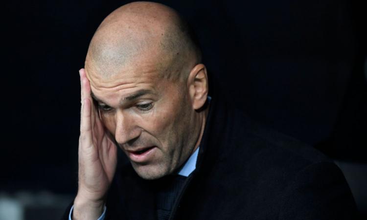 Real Madrid, Zidane: 'Sono stufo di sentire la parola crisi'