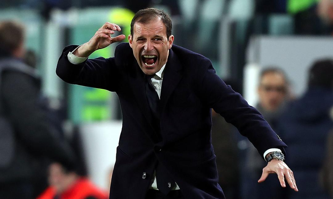 Allegri e con poche alternative!