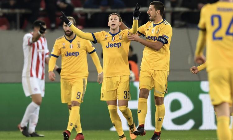 Juvemania: obiettivo minimo raggiunto. Ora l'Inter, per loro è la gara della vita