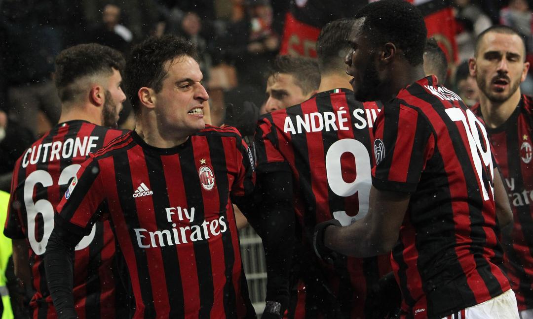 Milan, prova a vincere l'Europa League