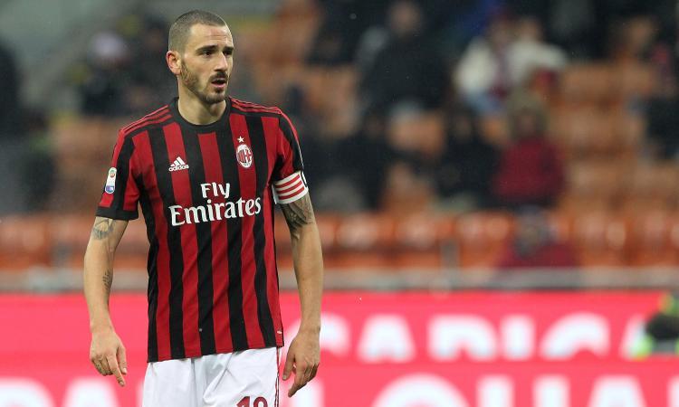 Bonucci: 'Vincere con il Milan un pass per la storia. L'addio alla Juventus...'