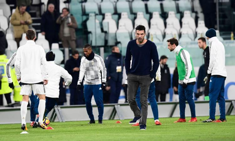 Juve: nessun ripensamento per Buffon, che studia inglese e ha deciso il futuro