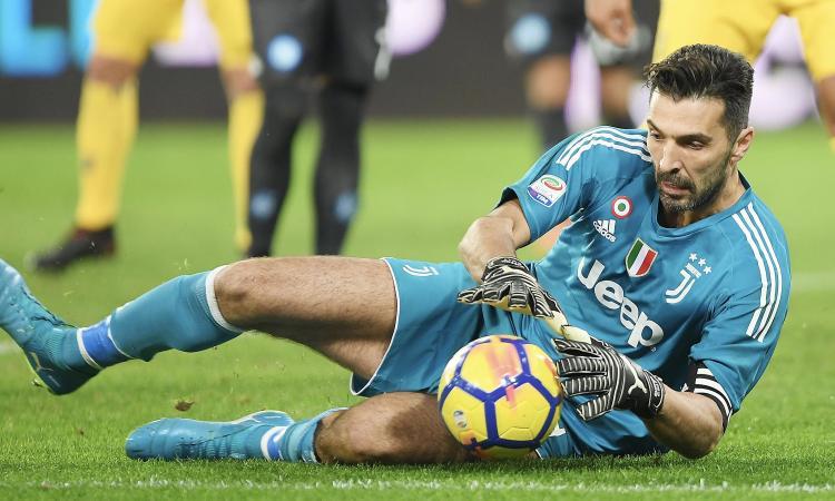 Juve, chi vuole Buffon in pensione ha dei problemi e non è un vero tifoso