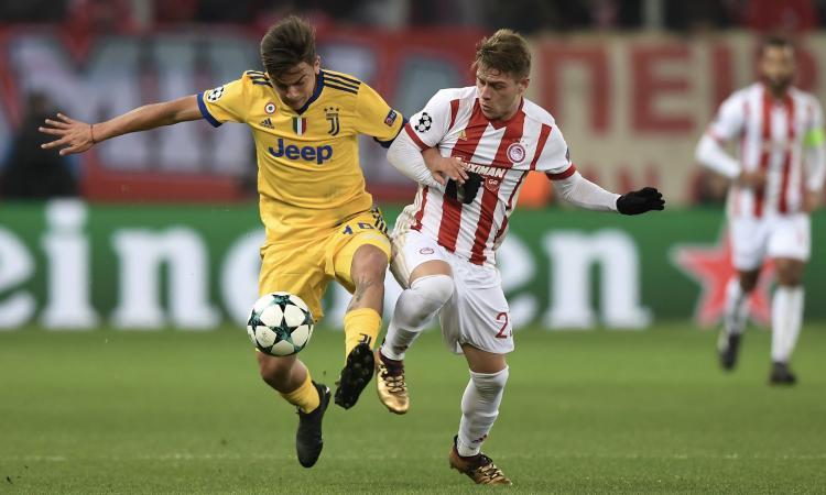Juve, Dybala: 'Stavo per lasciare il calcio. Difficile dire no all'Italia, ora voglio il Pallone d'Oro'