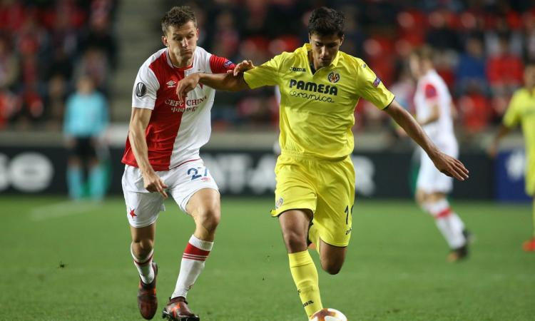 Villarreal: due squadre su Rodrigo Hernandez