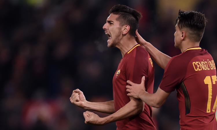 Roma, Pellegrini: 'Ci sono stati momenti difficili. A chi mi ispiro? Ronaldinho!'