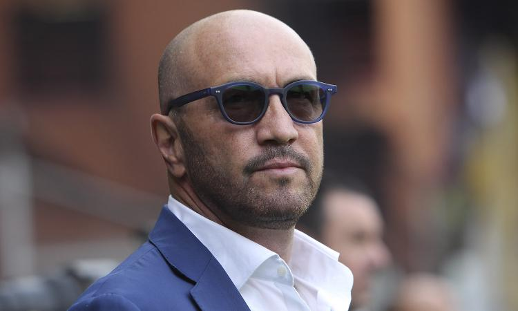 Zenga: 'Fa bene la Sampdoria a cambiare, ma Viviano...'