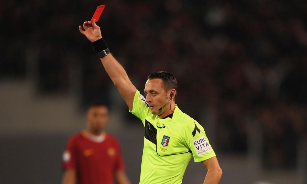 Sei aggressivo contro l'arbitro? Ecco cosa rischi