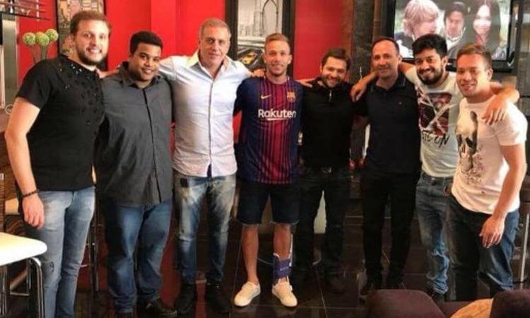 Il trasferimento di Arthur al Barcellona e quelle TPO che non tramontano mai