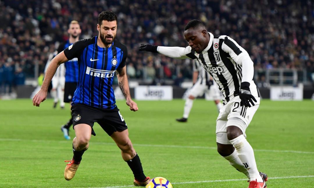 Juve-Inter a porte chiuse: punto!