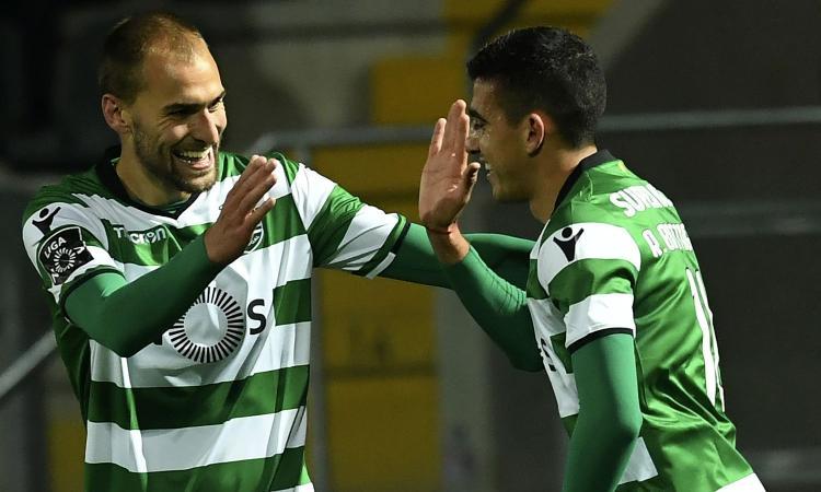 Sporting Lisbona, UFFICIALE: rinnova un attaccante