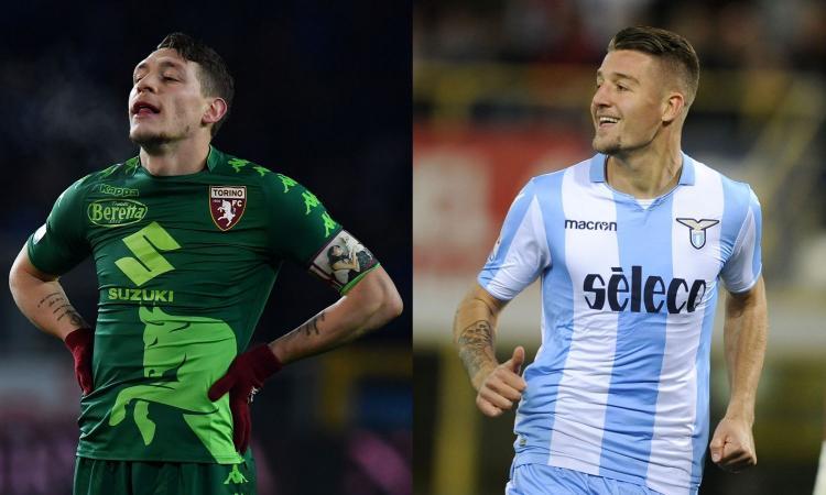 Barcellona ieri all'Olimpico per 4 giocatori di Lazio-Torino: i dettagli