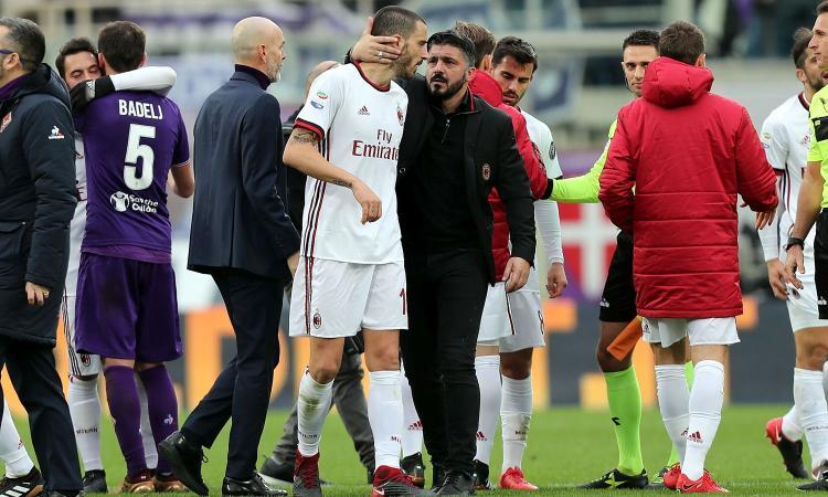 Dal caso Bonucci ai dubbi di Gattuso: il punto sul mercato del Milan
