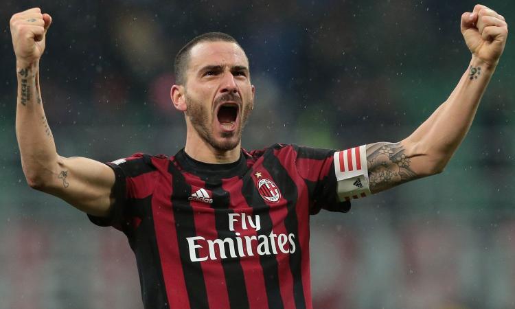 Milan, Bonucci potrebbe 'togliere il disturbo' e andare via