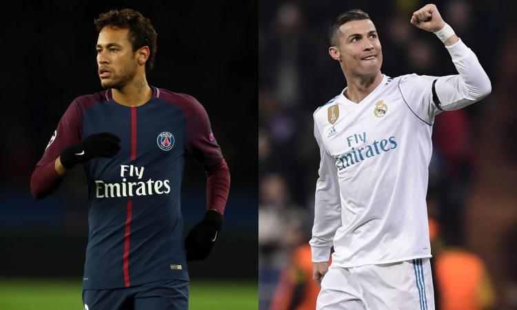 La Juve teme Neymar, la Roma CR7: tutte le insidie del sorteggio Champions