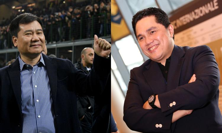 Thohir gela Suning: vuole 200 milioni di euro per lasciare l'Inter