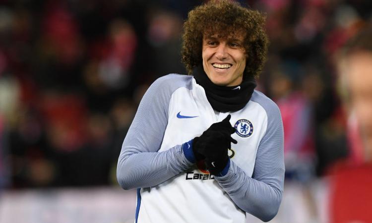 Chelsea: David Luiz ha fatto la sua scelta?