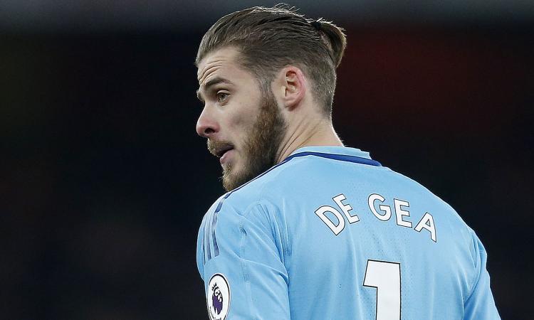 E' il Manchester United di De Gea: è lui il numero uno al mondo