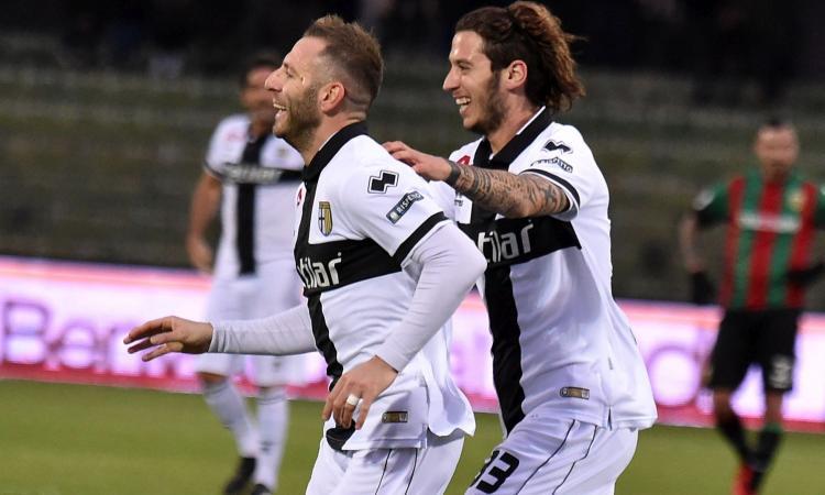Parma, via un centrocampista
