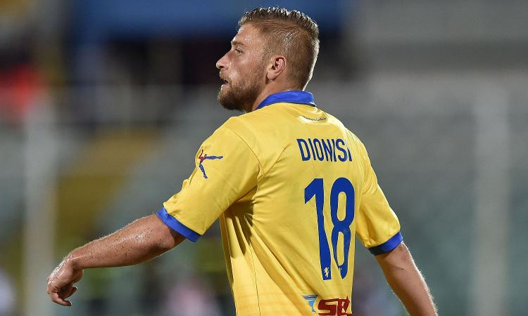 Frosinone, le pagelle di CM: difesa da incubo, Dionisi torna al goal