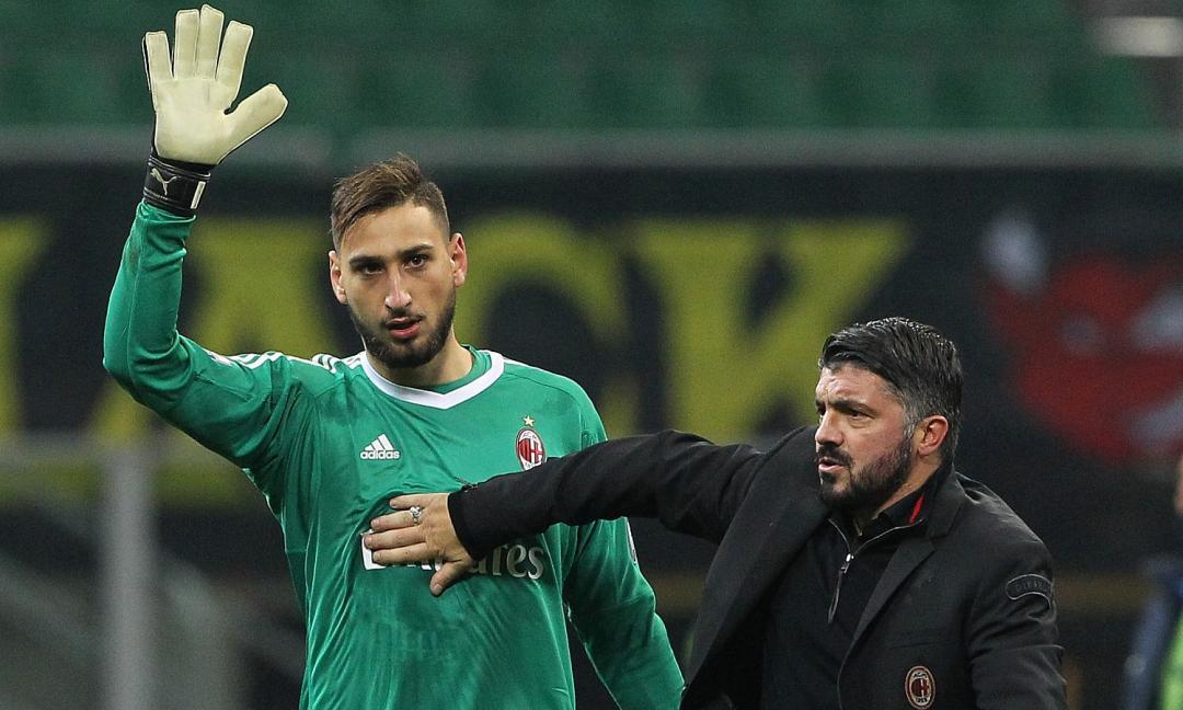 Donnarumma intrappolato a Milano?