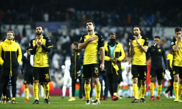 Maglia Home Borussia Dortmund Sergio Gomez