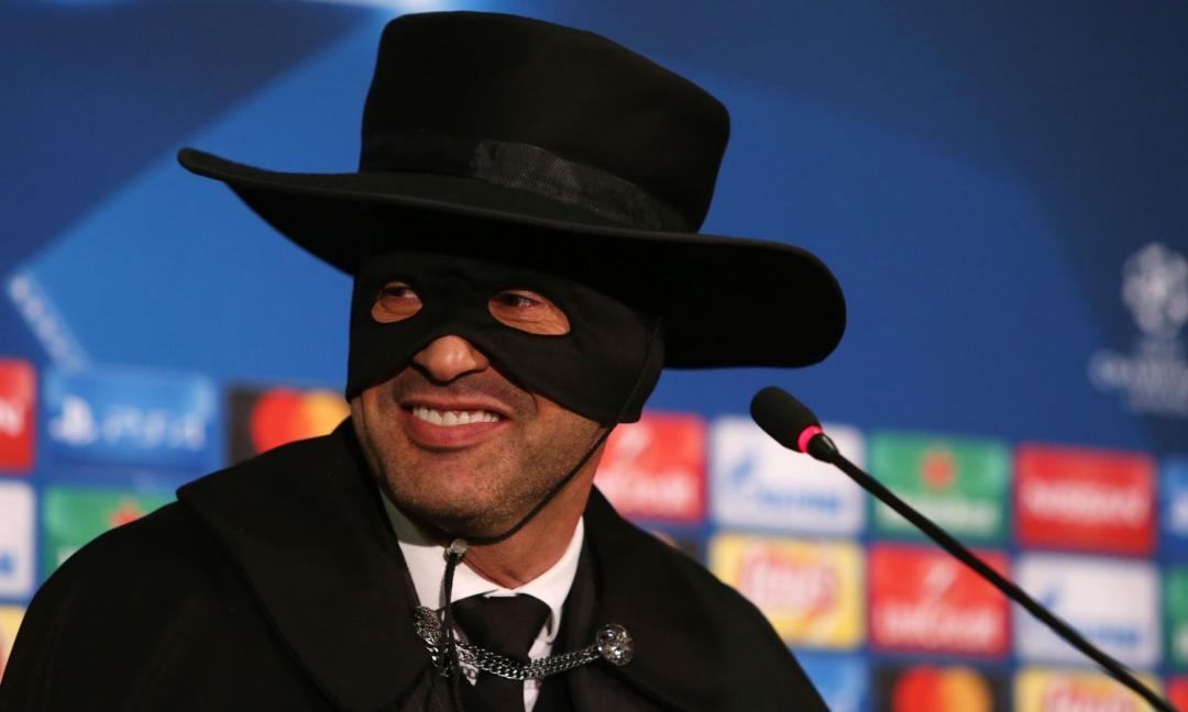 Zorro o il Sergente Garcia? Chi mangerà il panettone?